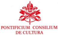 logo pontificium consilium de cultura